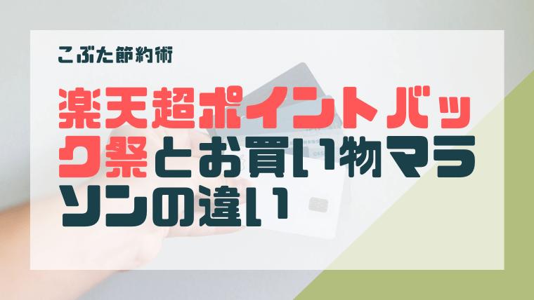 アイキャッチ031(楽天超ポイントバック祭とは)
